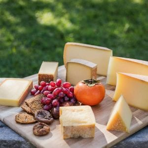 Fromart Cheese Lover Club Family Cheese Board 04